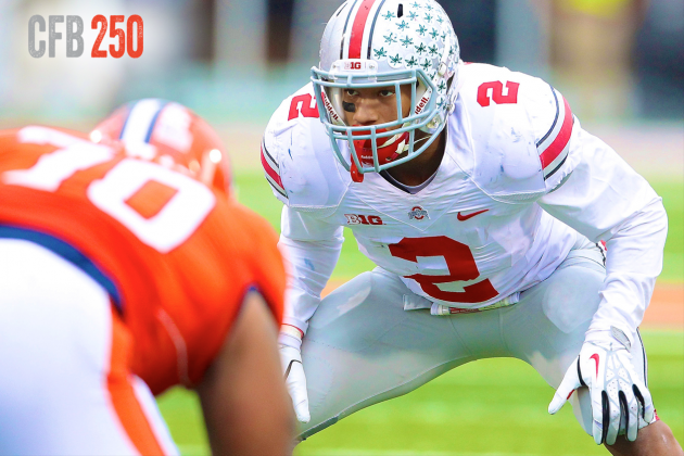B/R CFB 250: Top 20 Outside Linebackers in College Football