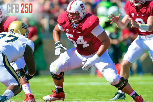 B/R CFB 250: Top 15 Interior Offensive Linemen in College Football