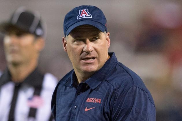 Arizona Wildcats Football: Top 5 Reasons Rich Rod Is over Michigan Wolverines