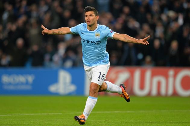 Premier League Player Power Rankings: Aguero & Rooney Rise, Suarez Falls