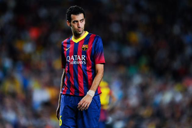 5 Reasons Why Sergio Busquets Underpins Barcelona's Success
