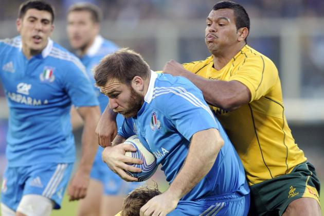 Italy vs. Australia: 5 Reasons Why the Azzurri Could Beat the Wallabies