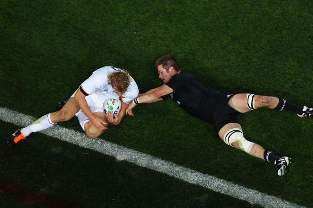 France V New Zealand: Re-Living 5 Famous Matches