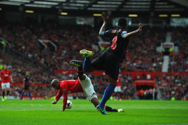 Ashley Young's 6 Most Blatant Dives