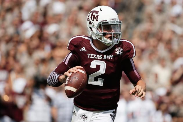 Texas A&M Football: Johnny Manziel's 5 Best Moments at Kyle Field