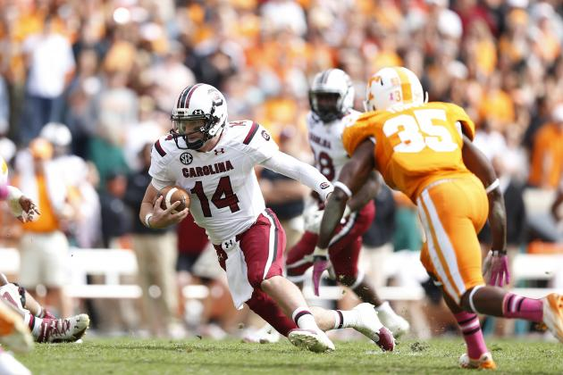 SEC Football: 5 Biggest Trap Games Left in 2013