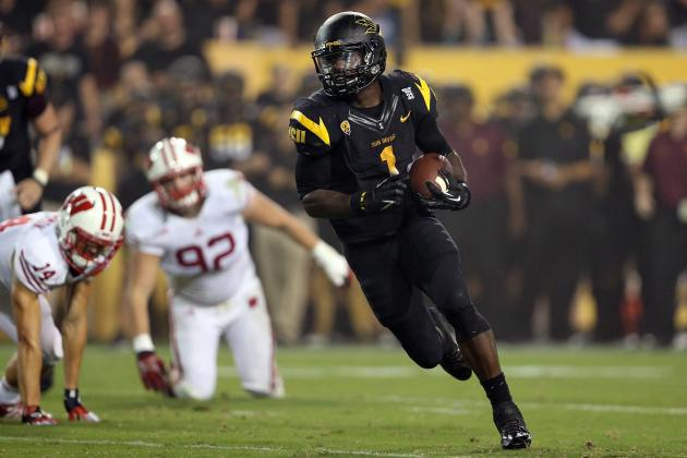 Ranking the Top Running Backs for the 2014 NFL Draft