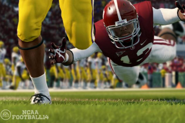 College Football 2013 Week 11 Simulation