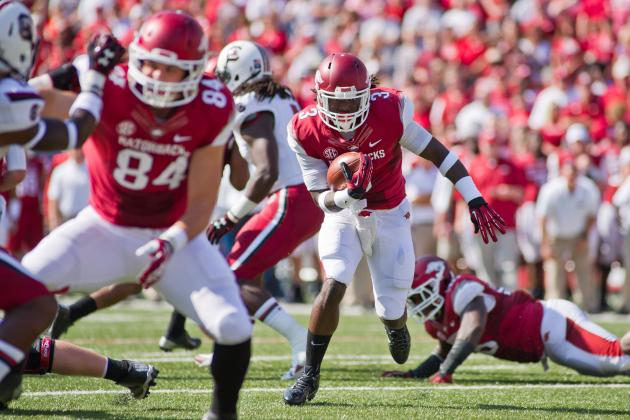 Arkansas Razorbacks vs. Ole Miss Rebels Complete Game Preview