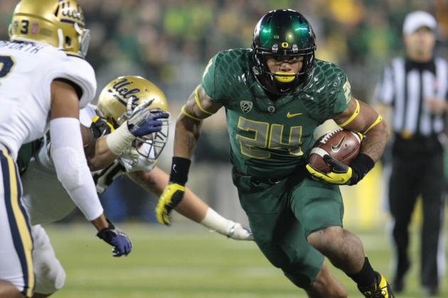 4 Games That Will Determine the Pac-12 Champion