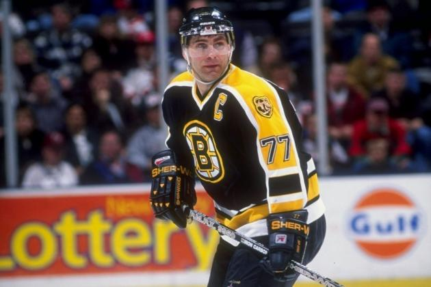 The 5 Best Boston Bruins of the 1990s