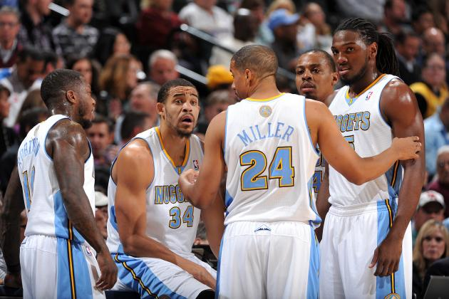 Studs and Duds from Denver Nuggets' First Slate of Games
