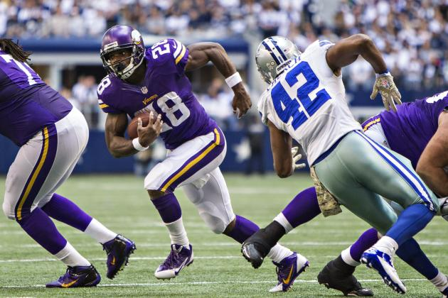 Minnesota Vikings: At 2-7, What's Left to Cheer For?