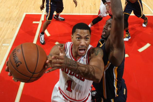 Chicago Bulls vs. Indiana Pacers: Grading Chicago's Performance