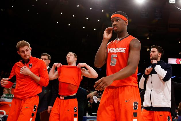 Syracuse Basketball: 5 Bold Predictions for Orange in 2013-14