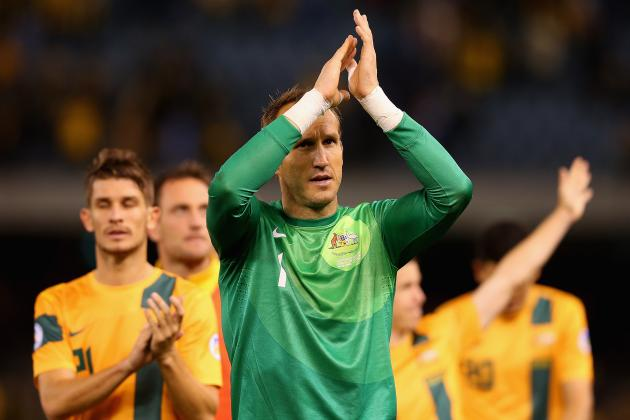 Schwarzer's Finest Socceroos Moments