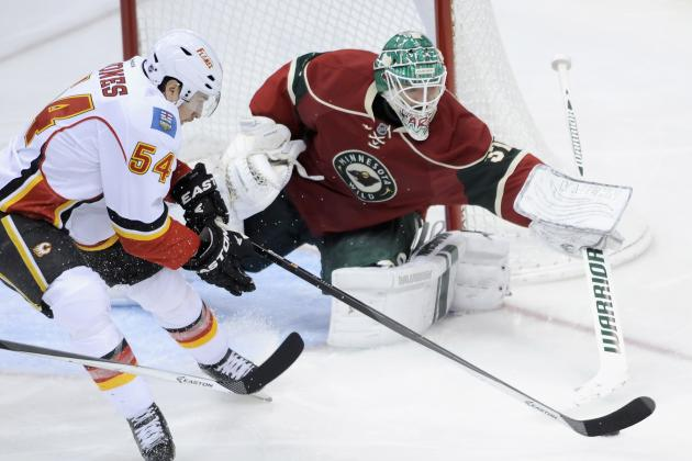 Ranking the Top 10 Relief Goalies in the NHL Today
