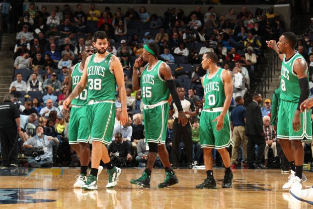 Initial Report Card Grades for Every Boston Celtics Player