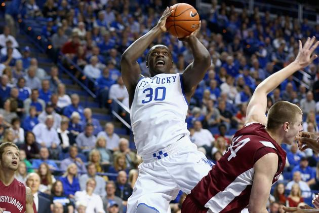 Ranking the Top 10 Can't-Miss 2013-14 College Basketball Games for NBA Fans