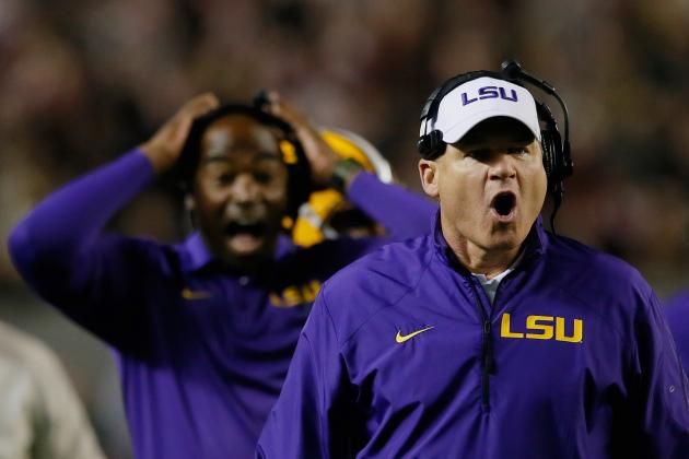 LSU vs. Alabama: 10 Things We Learned in Tigers' Loss