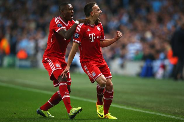 A Complete Analysis of Franck Ribery's Bayern Munich Role