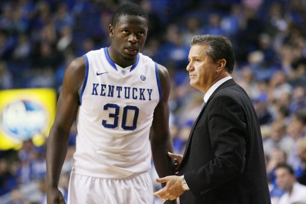 Kentucky Basketball: 5 Bold Predictions for Wildcats in 2013-14