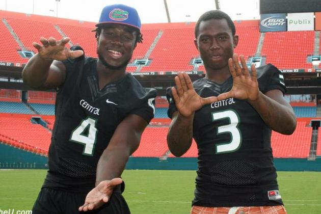 Top Recruits in Florida HS Football Showdown, Miami Central vs. University