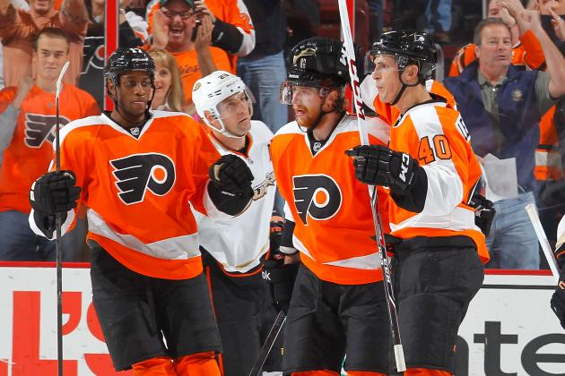 The Top 5 Highlights in Philadelphia Flyers' 2013-14 Season so Far