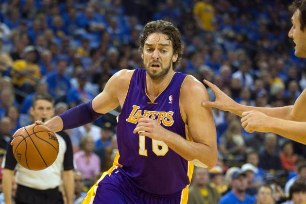 5 NBA Stars Most Likely to Be Traded in 2013-14