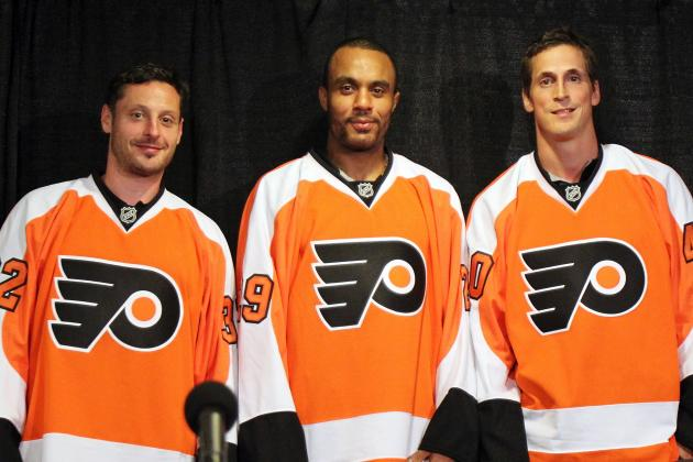 Grading the Philadelphia Flyers' Top Offseason Acquisitions