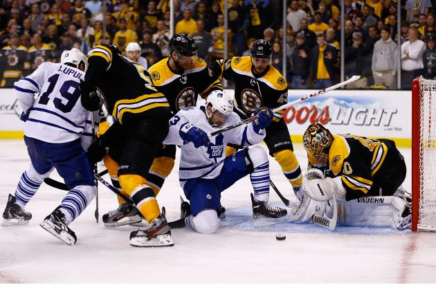 Previewing Boston Bruins' 2013-14 Season Series with Toronto Maple Leafs