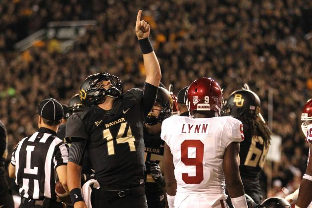 Baylor vs. Oklahoma: 10 Things We Learned in the Bears' Win over the Sooners