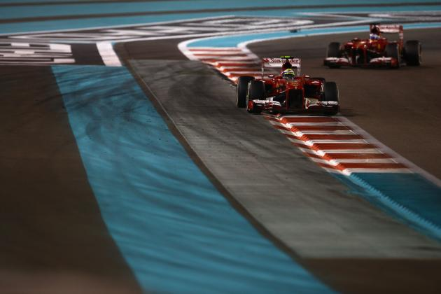 The Top 10 Points Runs in Formula 1 History