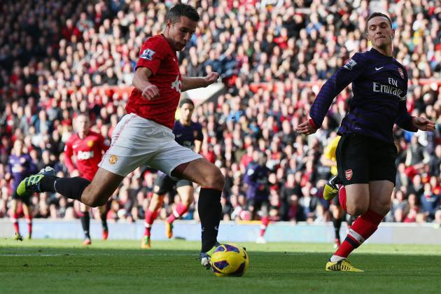 5 Reasons Why Man Utd Should Still Be Favourites to Beat Arsenal