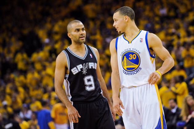 Definitive Guide to Warriors vs. Spurs and Friday's Top NBA Games
