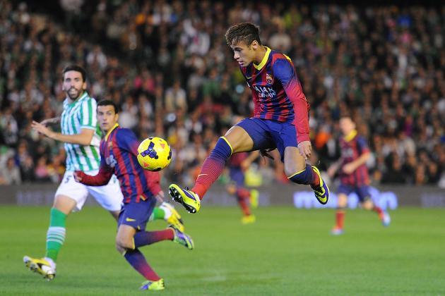 Real Betis vs. Barcelona: 6 Things We Learned