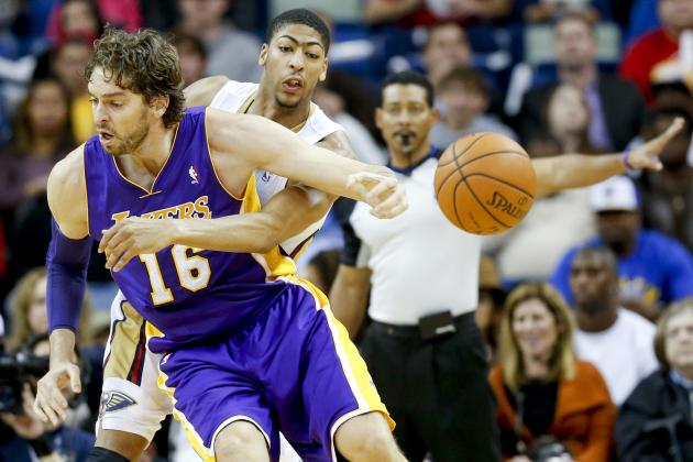 Los Angeles Lakers vs. New Orleans Pelicans: Game Grades and Analysis for Lakers