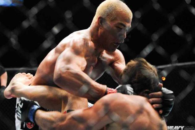 MMA: 25 of the Greatest Upsets in MMA History