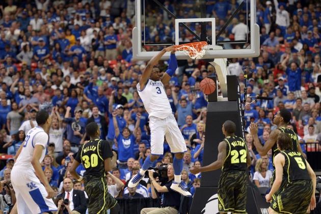 The 20 Nastiest Dunks in Kentucky Basketball History