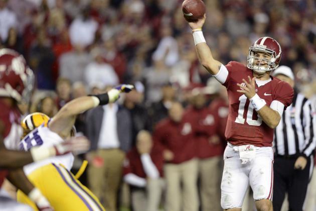 College Football Rankings Week 12: Bleacher Report's Top 25