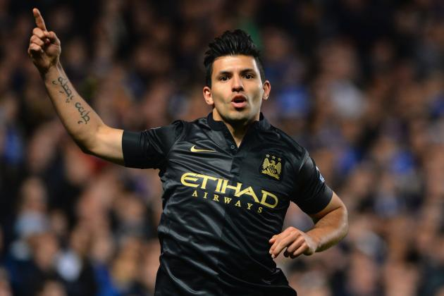 Paper News and Gossip:  Aguero Better Than Suarez, Moyes Didn't Want Ozil & More
