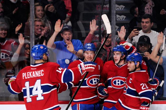Montreal Canadiens' 5 Biggest Reasons to Stay Optimistic in 2013-14 Season