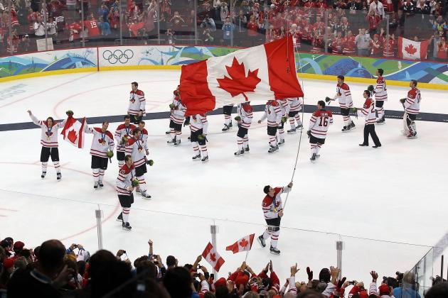 Canada Olympic Hockey Team 2014 Roster: Ranking Each Candidate for Sochi Games
