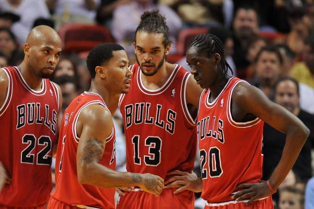 Week 2 Report Card Grades for Every Key Chicago Bulls Player