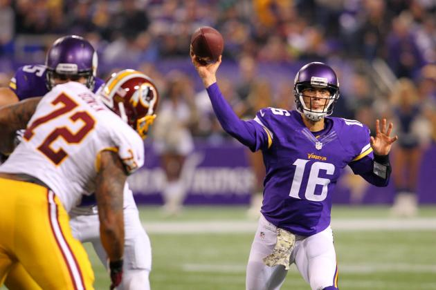 Redskins vs. Vikings: Full Roster Report Card Grades for Minnesota