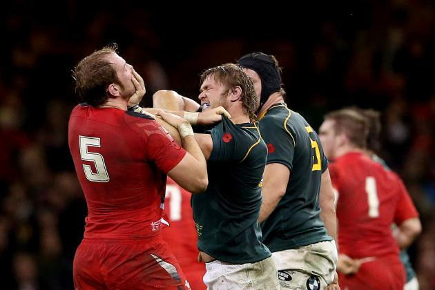 Wales vs. South Africa: 6 Things We Learned