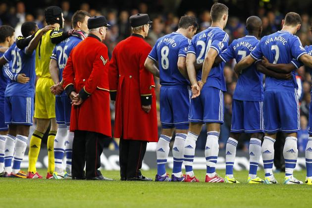 Chelsea 2-2 West Bromwich Albion: 6 Things We Learned