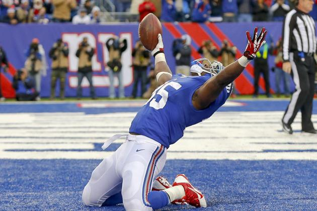 Oakland Raiders vs NY Giants: Full Roster Report Card Grades for New York