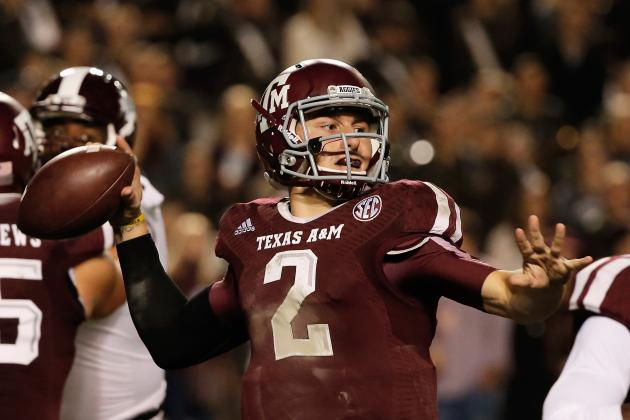 Mississippi State vs. Texas A&M: 10 Things We Learned in Aggies' Win