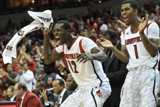 Russ Smith and 4 Impressive Season Debuts for the Louisville Cardinals